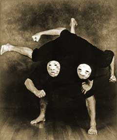 Faustwork Mask Theater - The Mask Messenger