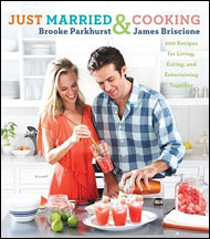 Just Married & Cooking