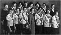 1927-28 Southside Girls Basketball Team