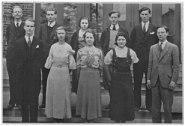 Southside Senior Play 1933