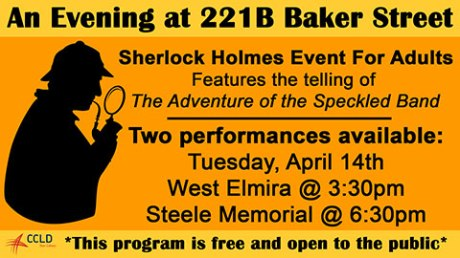 An Evening at 221B Baker Street